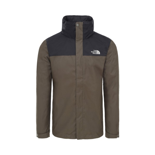 The North Face Quest Zip-In Triclimate British Khaki