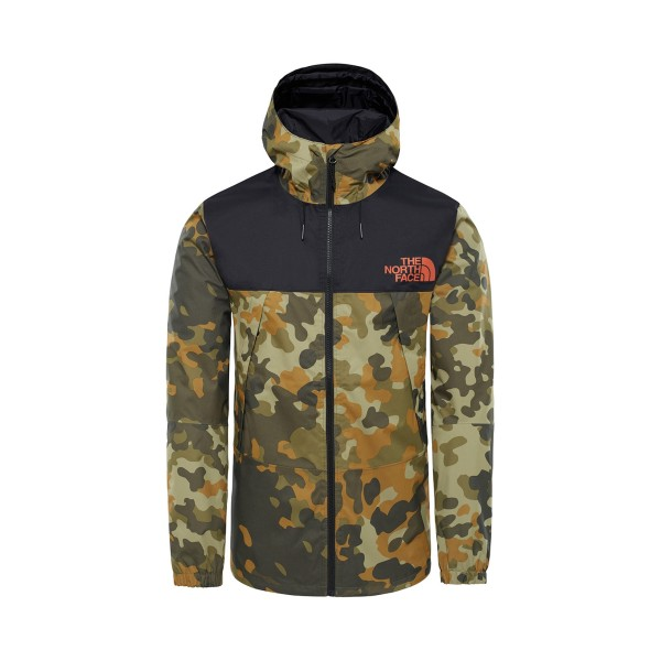 The North Face 1990 Camo