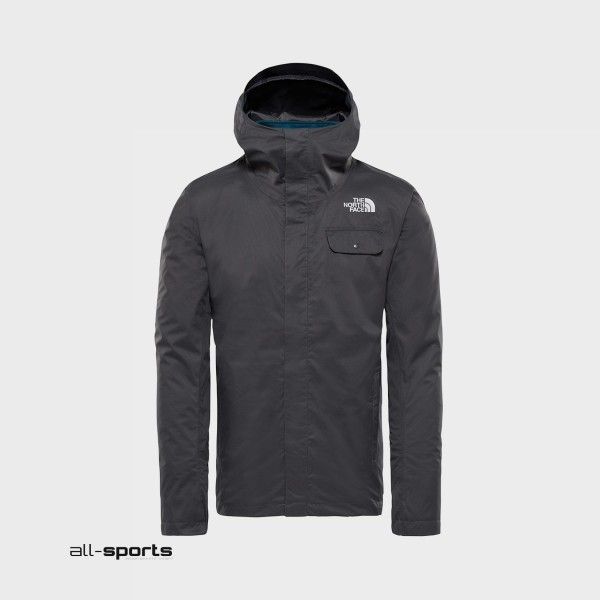 The North Face Quest Evolve II Triclimate Grey