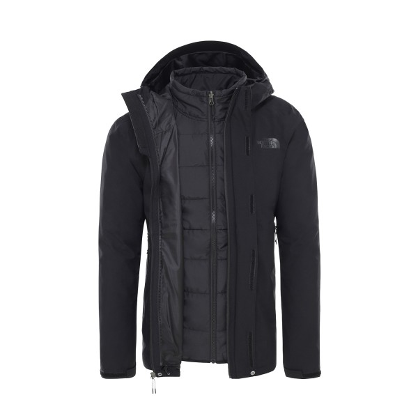 The North Face Synthetic Insulated Carto Triclimate Black