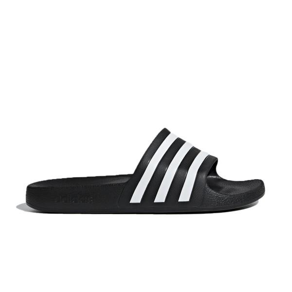 Adidas Adilette Aqua 10 Black - White