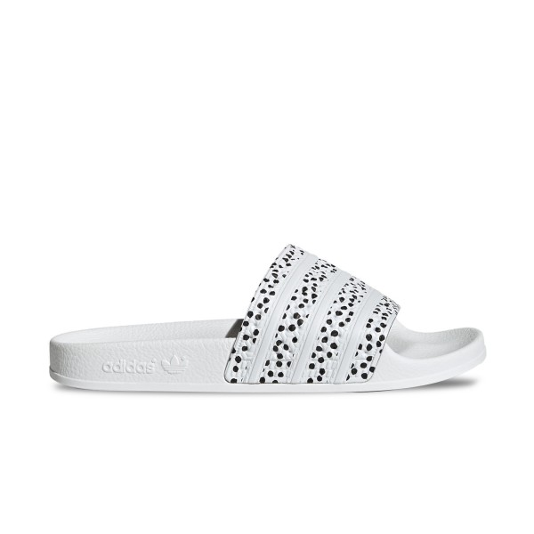 Adidas Originals Adilette White - Dots