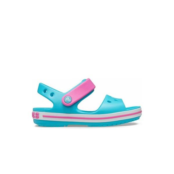 Crocs Crocband Sandal Turquoise - Pink