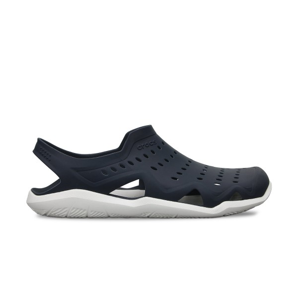 Crocs Swiftwaters Wave Navy - White