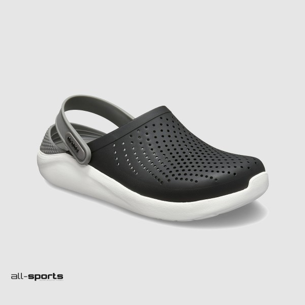 Crocks Clogs  LiteRide Black - Grey