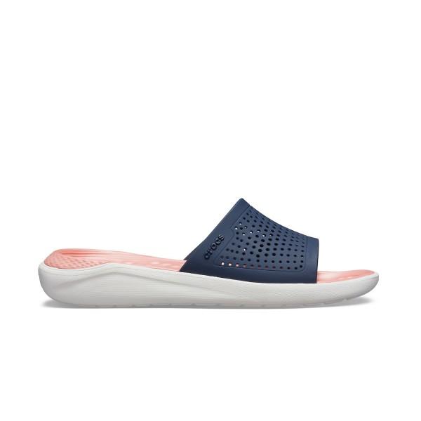 Crocs LiteRide Navy - Pink