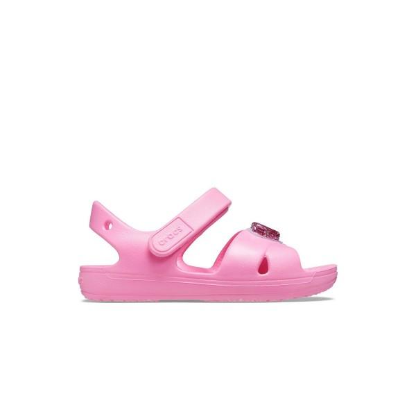 Crocs Classic Crosss Trapcharm Pink