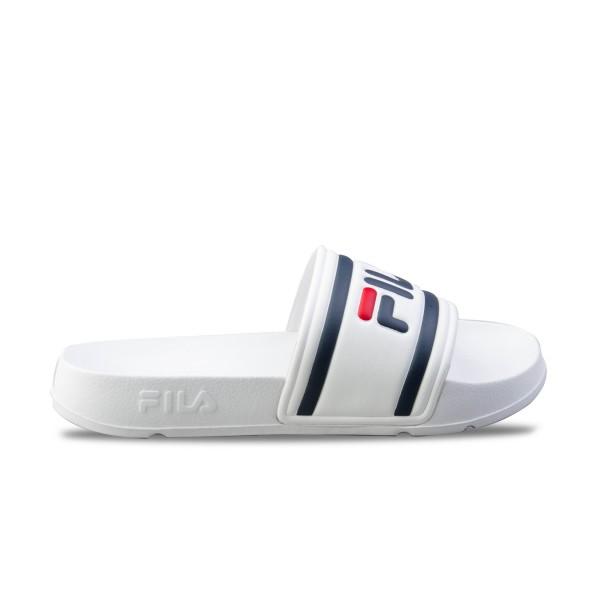 Fila Moro Bay Slipper 2 White