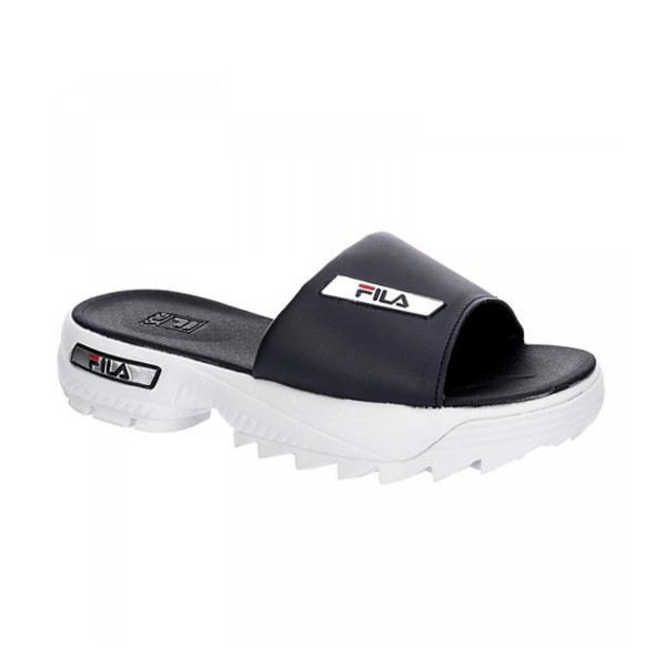 Fila Hometown Slide Black