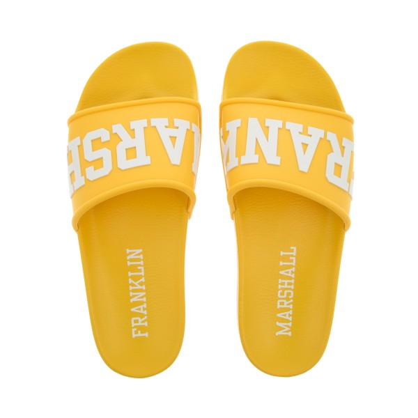 Franklin & Marshall Double Slides Yellow