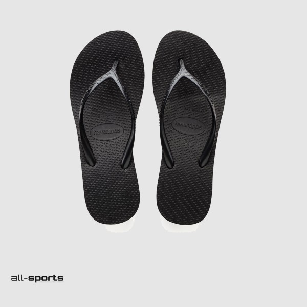 Havaianas Slim High Fashion Black