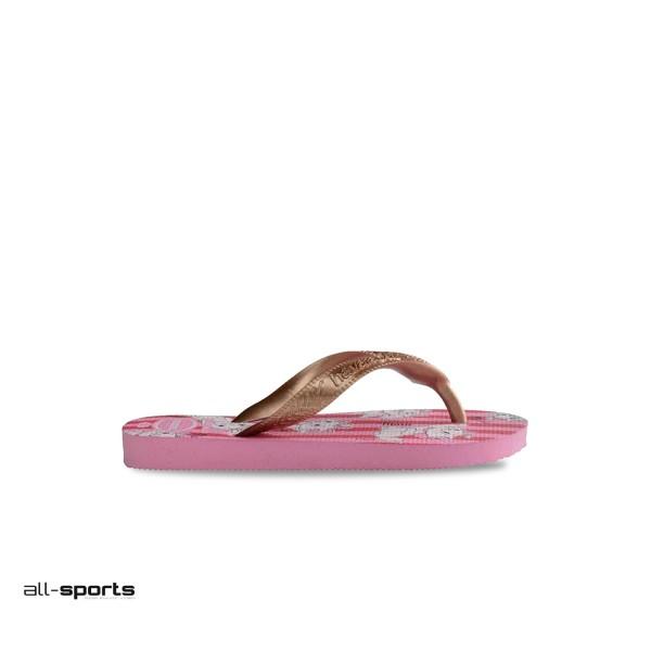 Havaianas Slim Marie Cats Pink