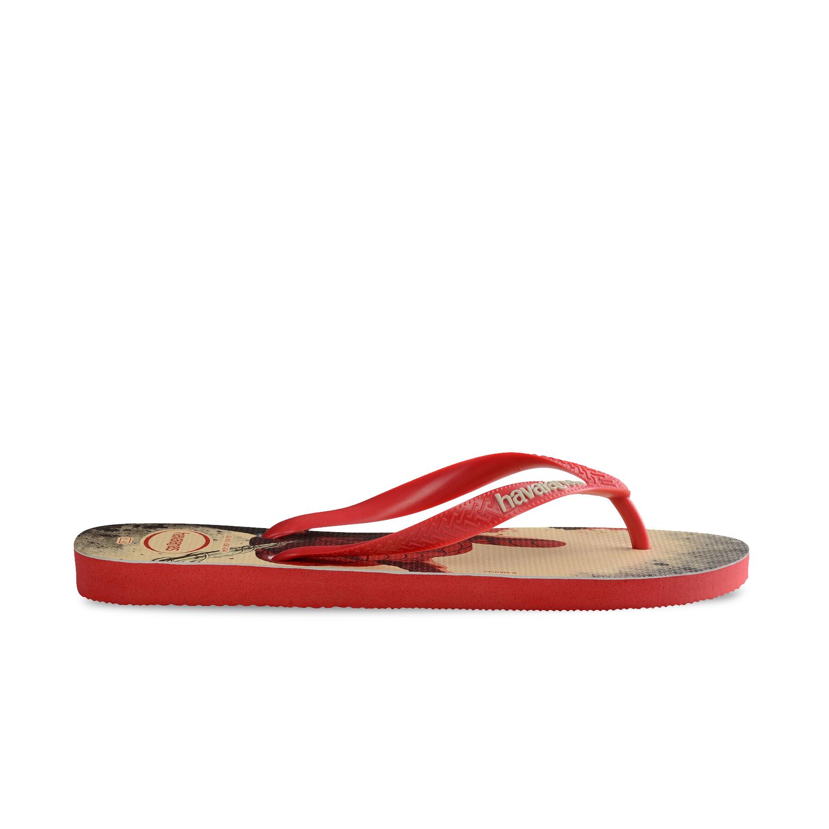 Havaianas Sandals Marvel Spiderman Red