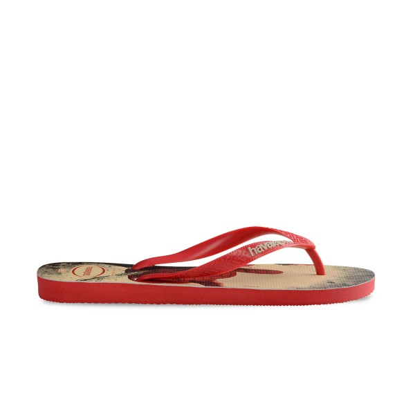 Havaianas Sandals Marvel Spiderman Red