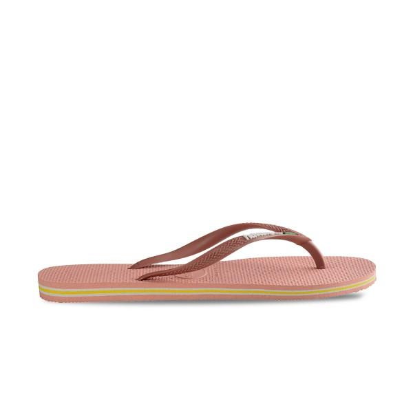 Havaianas Slim Brasil Nude Pink