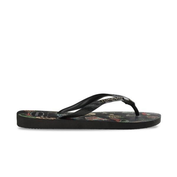 Havaianas Sandals Top Tribo Black