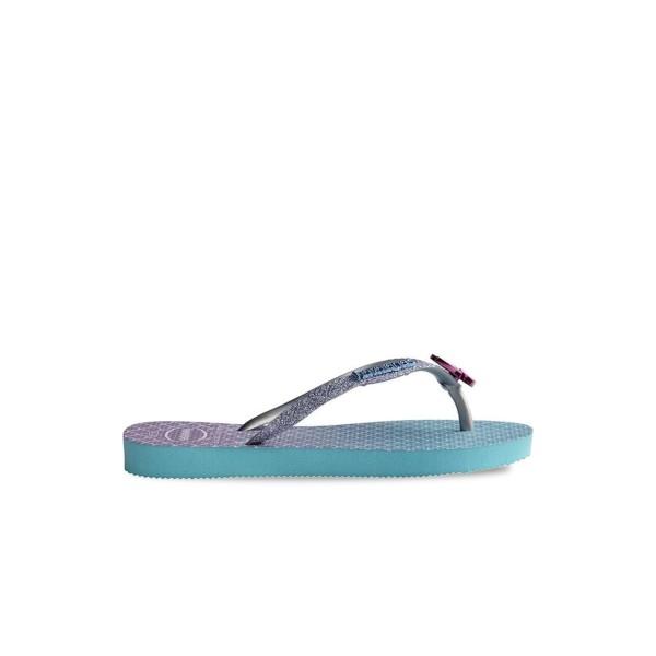 Havaianas Slim Glitter II Kids Purple - Blue