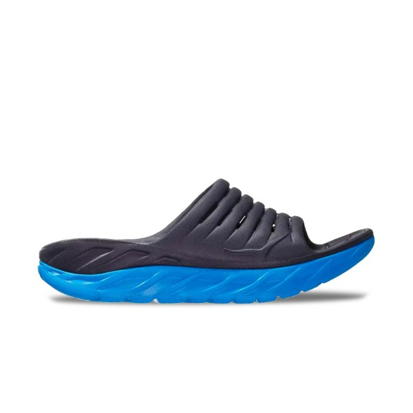 Hoka One One Ora Recovery Black - Blue