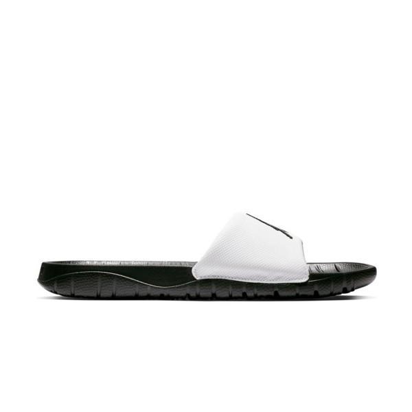 Jordan Break Black -  White
