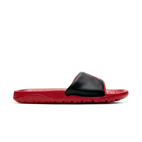Jordan Break Slide Black - Red