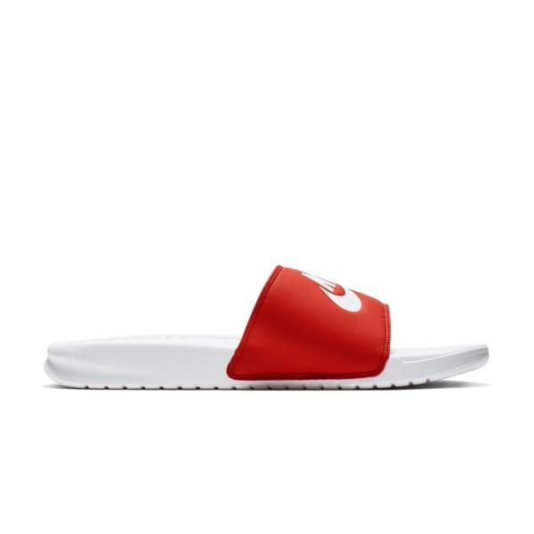Nike Bennasi JDI White / Red