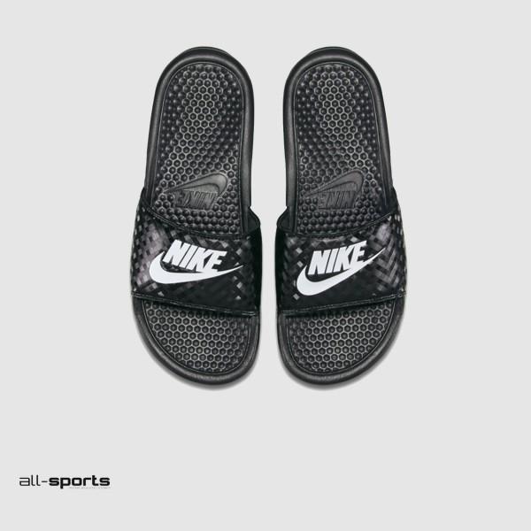 Nike Bennasi JDI Particle Black