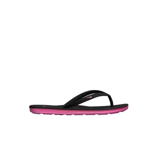Nike Solarsoft Pink - Black
