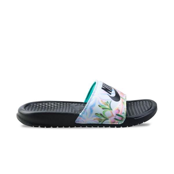 Nike Bennasi JDI Black - Print