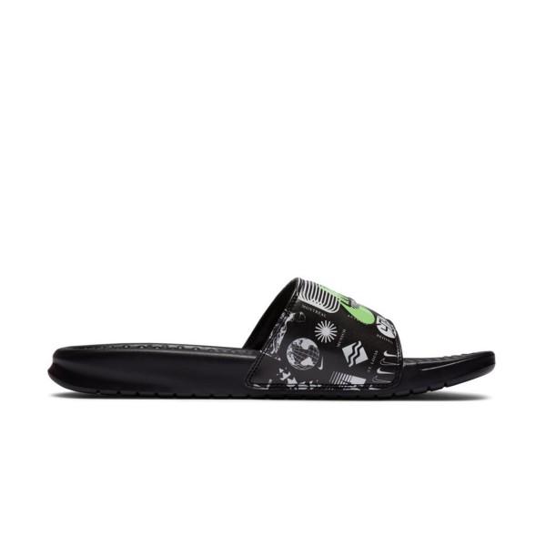 Nike Bennasi JDI Print Black