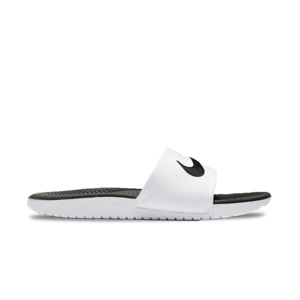 Nike Kawa Shower Sandal White - Black