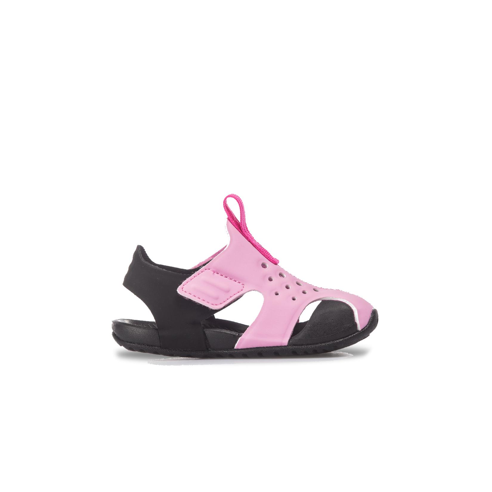 Nike Sunray Protect 2 Sandal Pink - Black