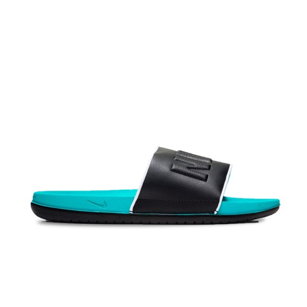 Nike Offcourt Black - Blue