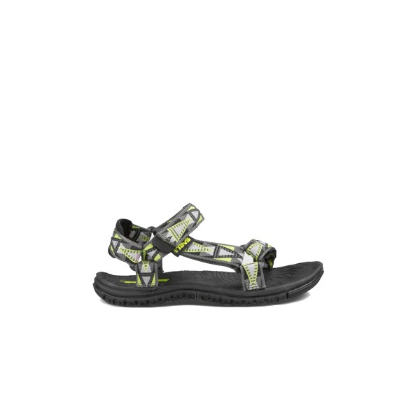 Teva Hurricane Xlt Inf Green -Black