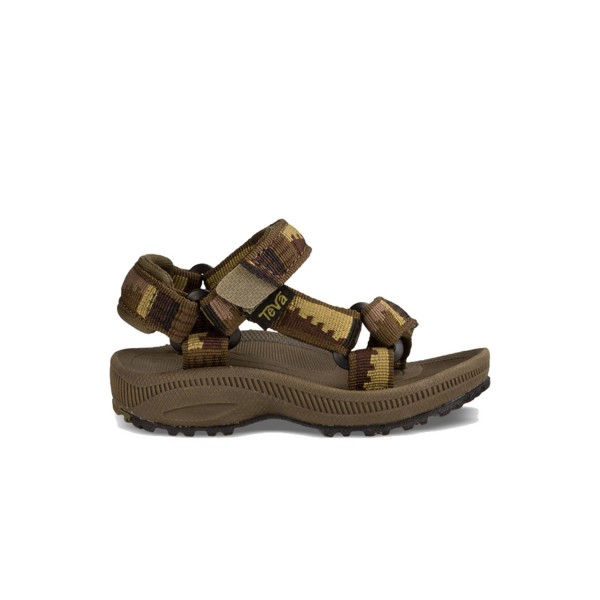 Teva Hurricane Xlt Kids Brown