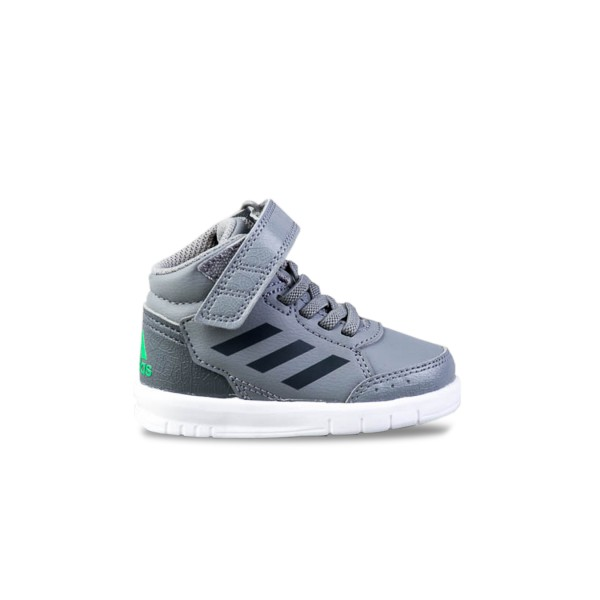 Baby Shoes Adidas AltaSport Mid Grey