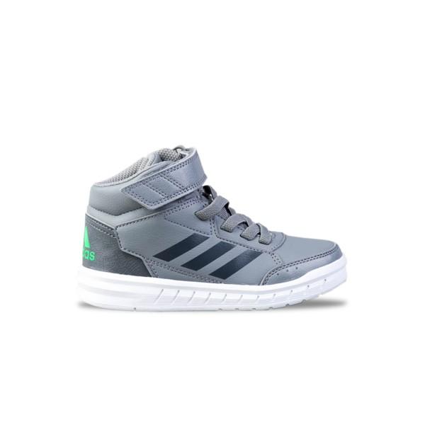 Adidas Altasport Mid Grey -Green
