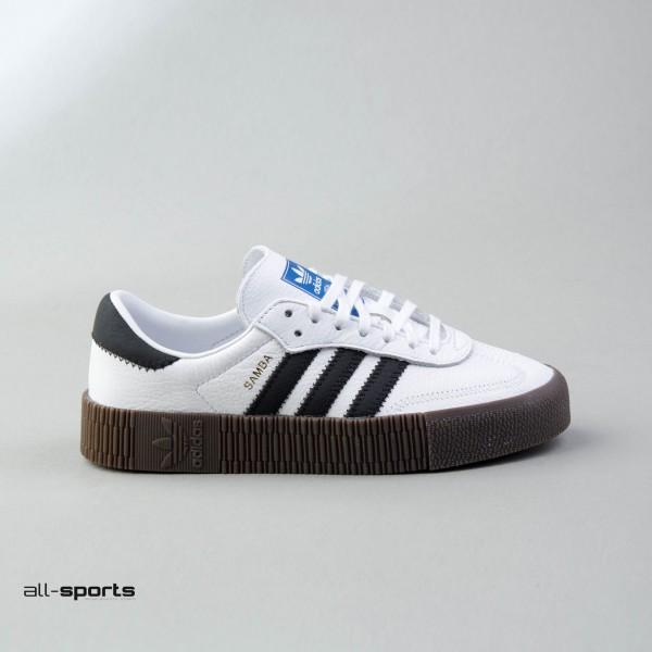 Adidas Originals Sambarose White - Gum