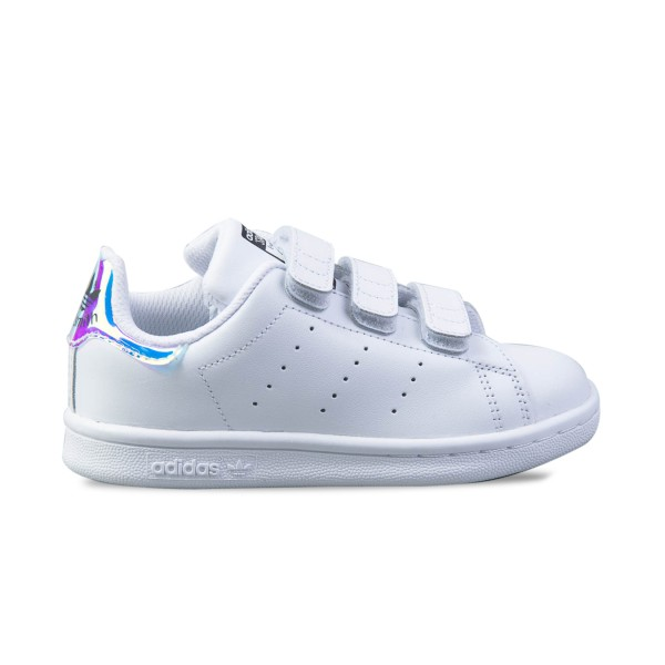 Adidas Originals Stan Smith CF C White - Iridescent