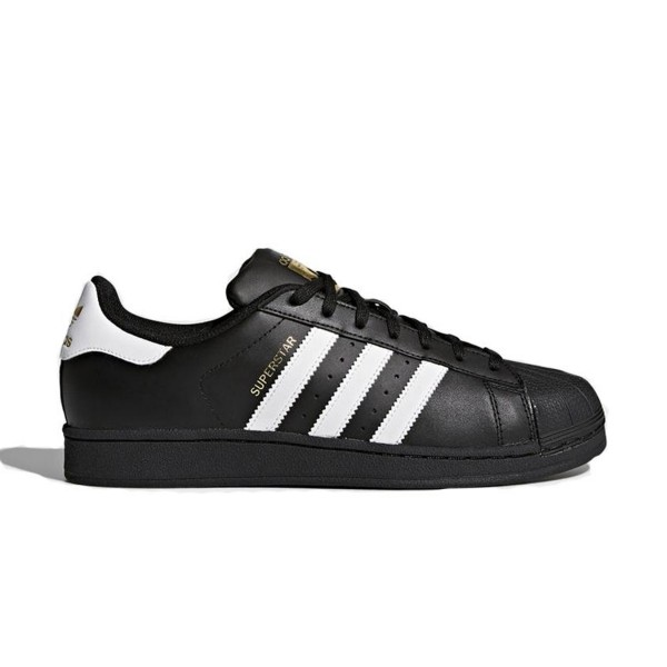 Adidas Originals Superstar Foundation J Black - White