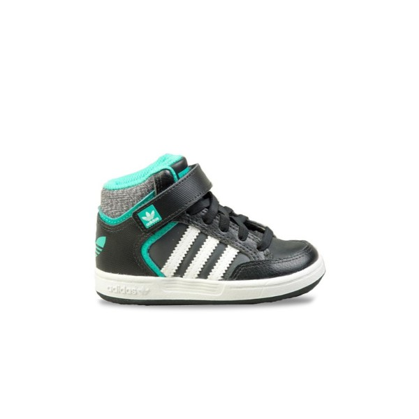 Adidas Original Varial Mid Black- Green