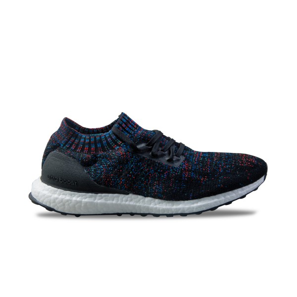 Adidas Ultraboost Uncaged Black - Red - Blue