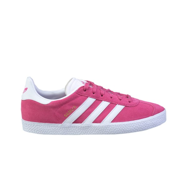 Adidas Originals Gazelle Fuchsia - White