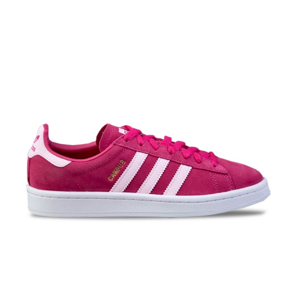 Adidas Originals Campus Fuchsia - White