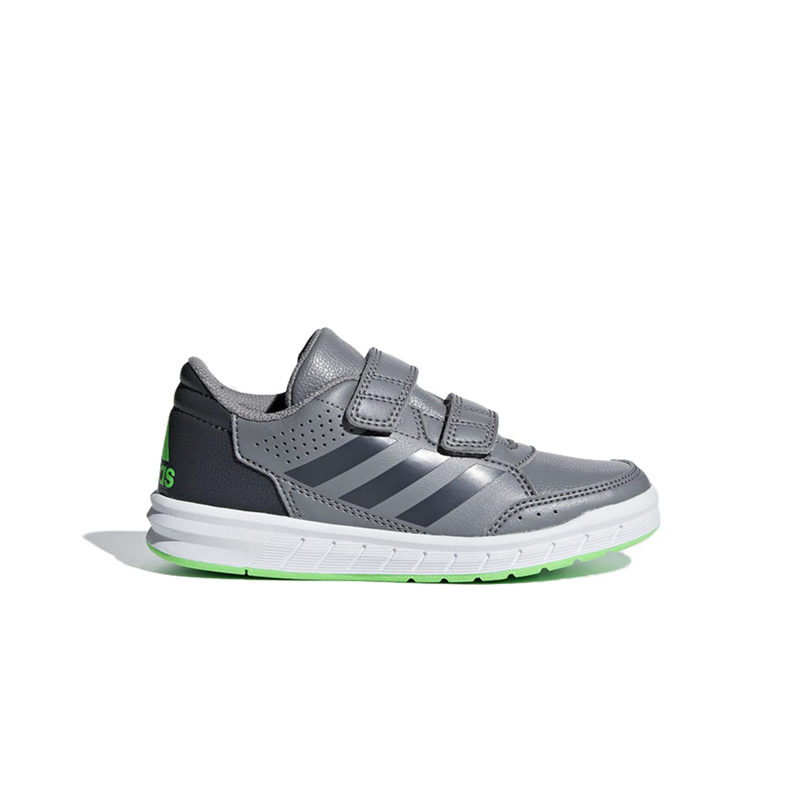 Adidas Altasport K Grey - Lime