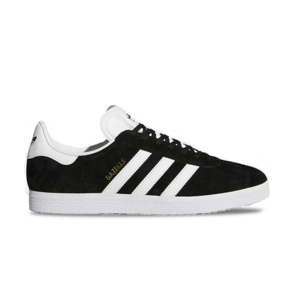 Adidas Original Gazelle Black - White