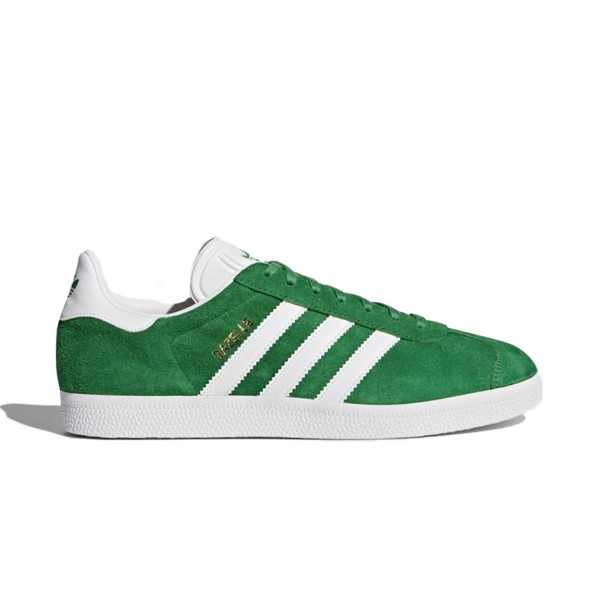 Adidas Originals Gazelle Green - White