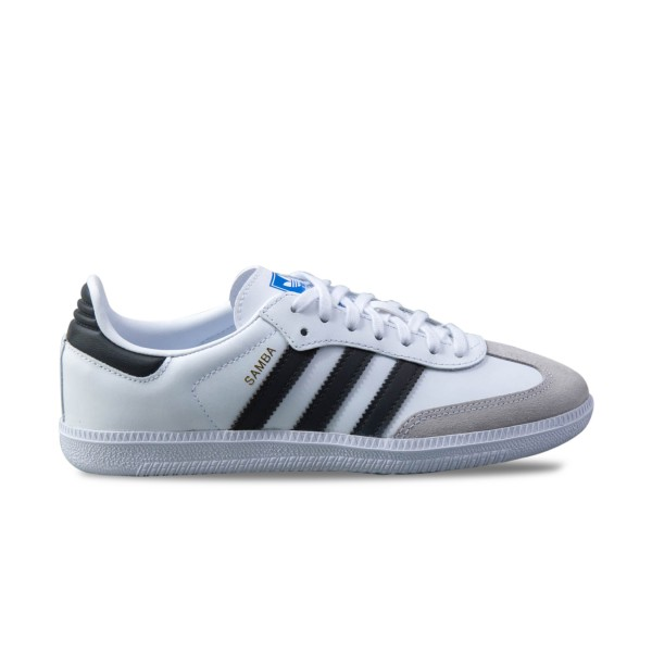Adidas Originals Samba J White - Black