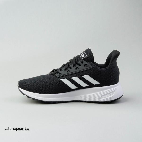 Adidas Duramo 9 Black - White