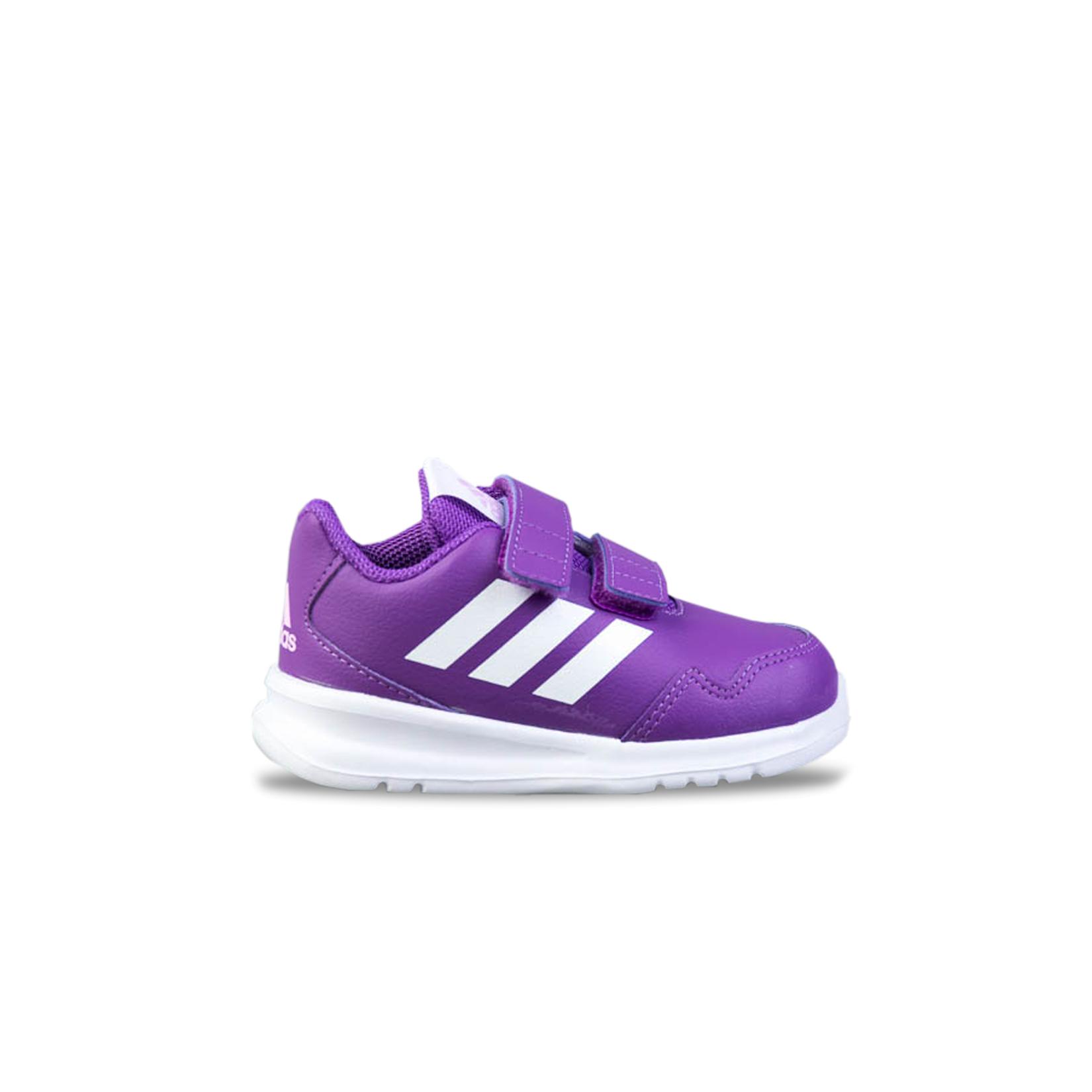 Adidas AltaRun Purple - White