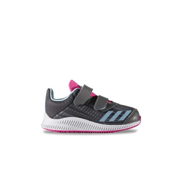 Adidas Fortarun CF Grey - Pink
